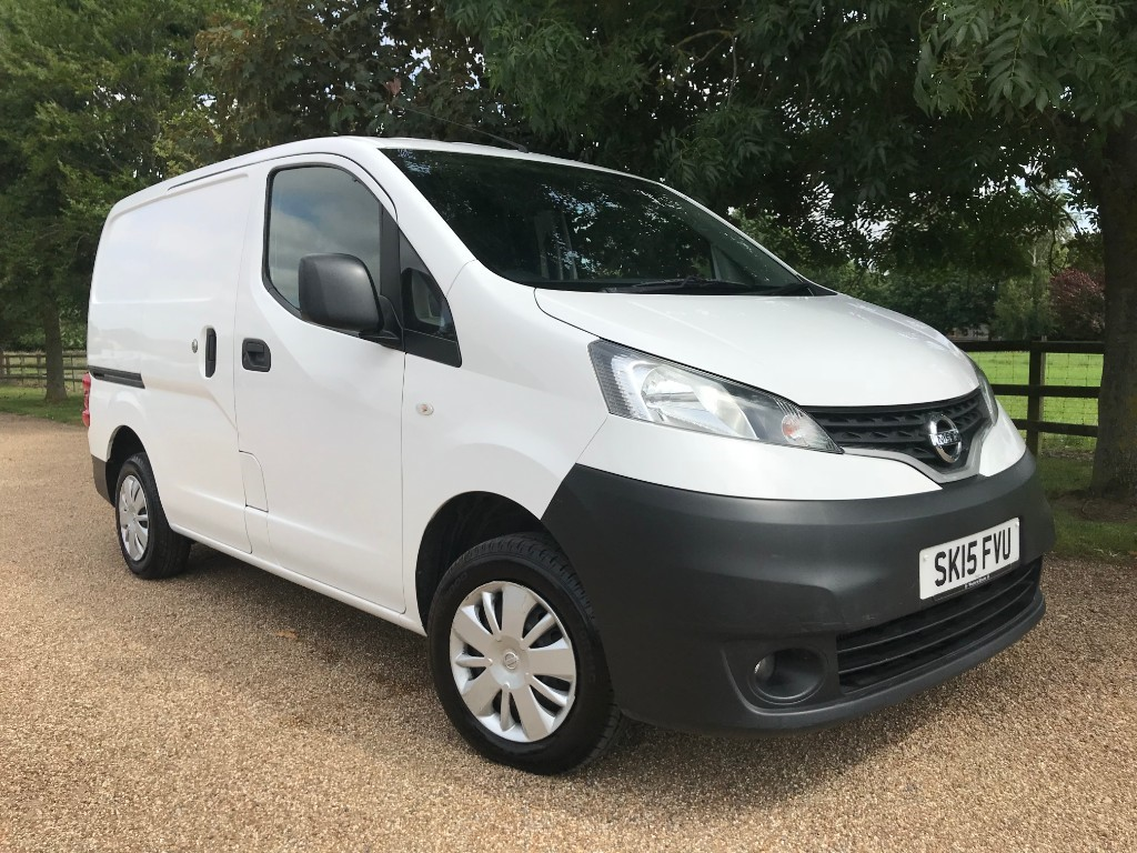 used Nissan NV200 DCI ACENTA in essex