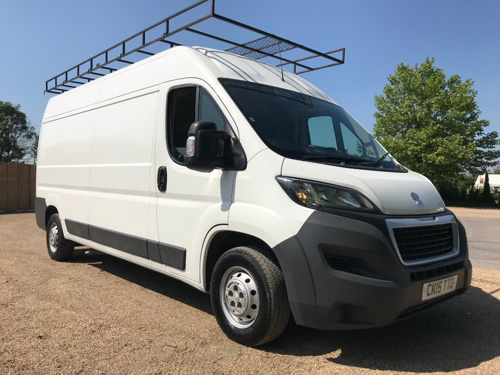 used Peugeot Boxer HDI 335 L3H2 PROFESSIONAL P/V in essex