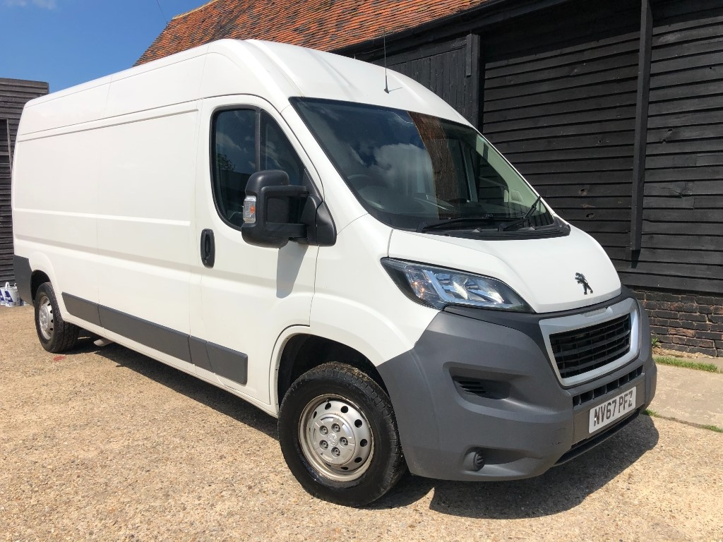used Peugeot Boxer BLUE HDI 335 L3H2 P/V in essex