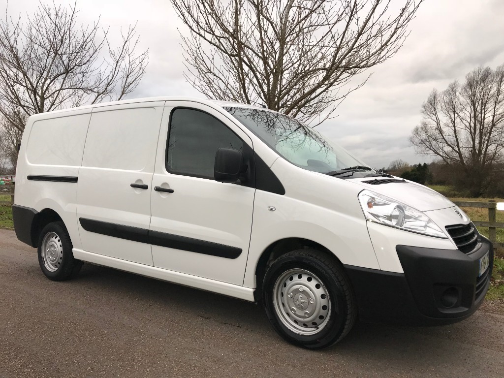 used Peugeot Expert HDI 1200 L2H1 P/V in essex