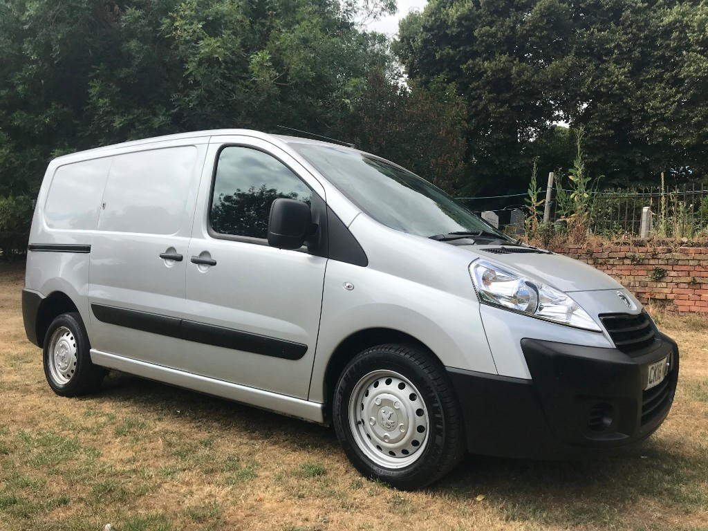 used Peugeot Expert HDI 1000 L1H1 PROFESSIONAL P/V in essex