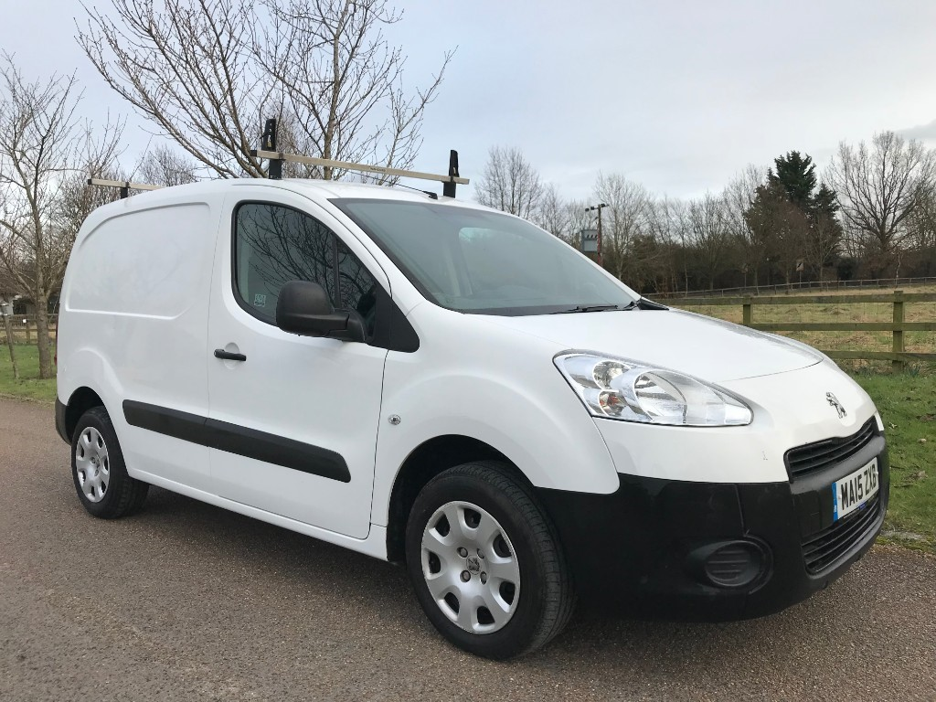 used Peugeot Partner HDI PROFESSIONAL L1 850 in essex