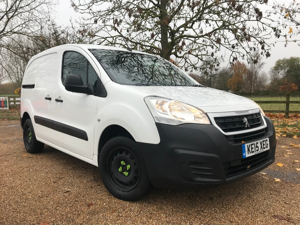 used Peugeot Partner HDI PROFESSIONAL 850 in essex