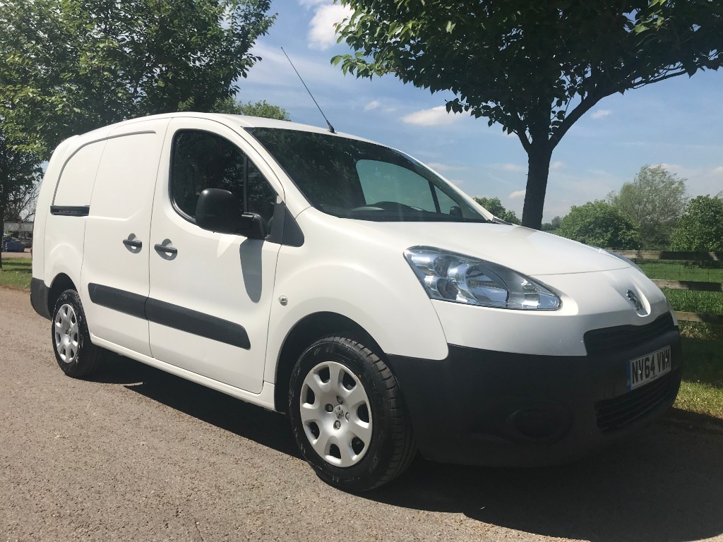 used Peugeot Partner HDI CRC in essex