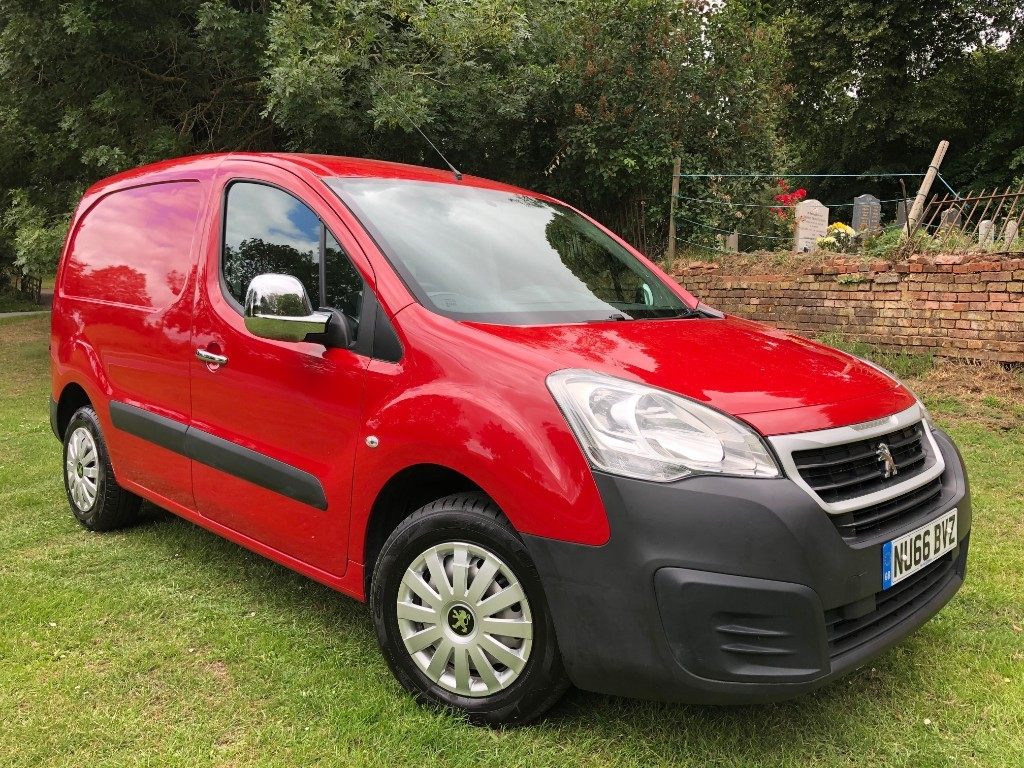 used Peugeot Partner BLUE HDI S L1 in essex