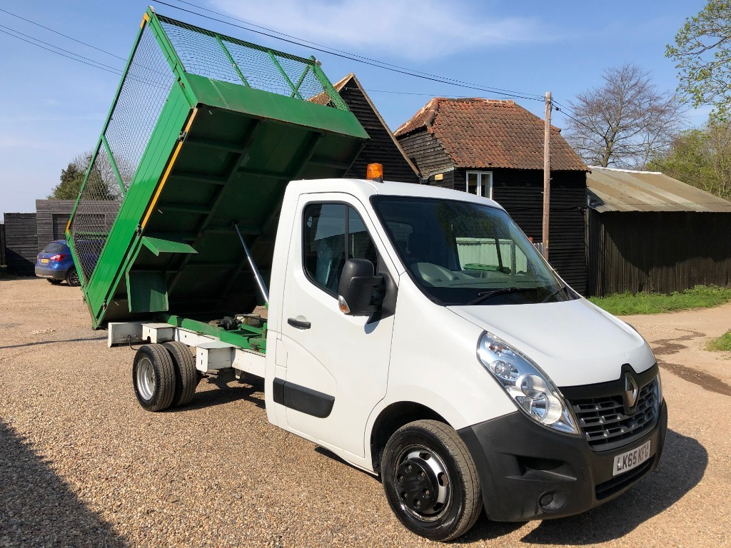 used Renault Master ML35 BUSINESS ENERGY DCI L/R C/C DRW in essex