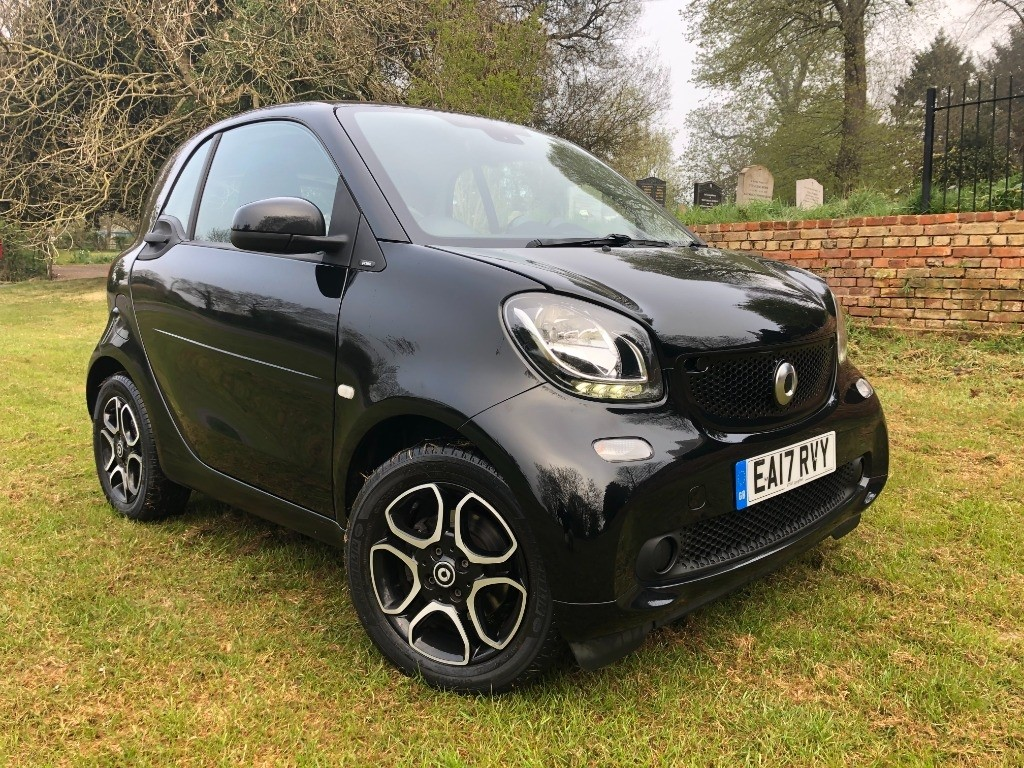 used Smart Car Fortwo Coupe PRIME in essex