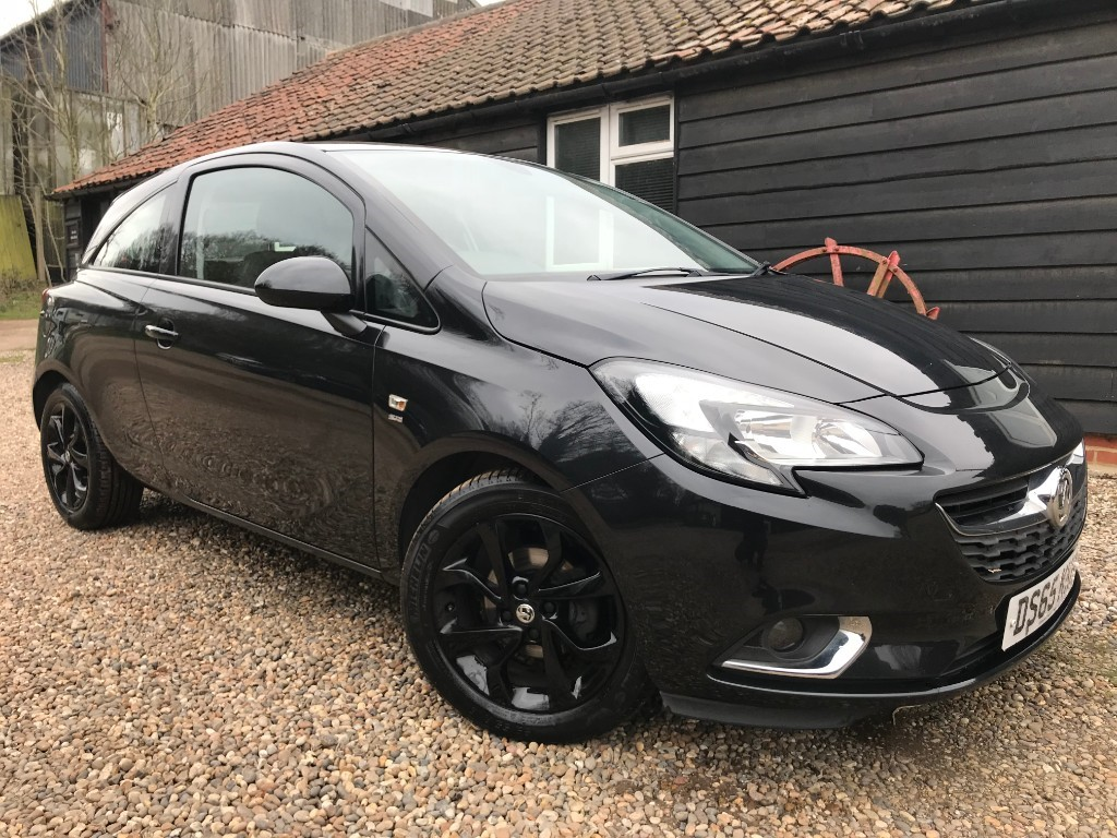 used Vauxhall Corsa SRI ECOFLEX in essex