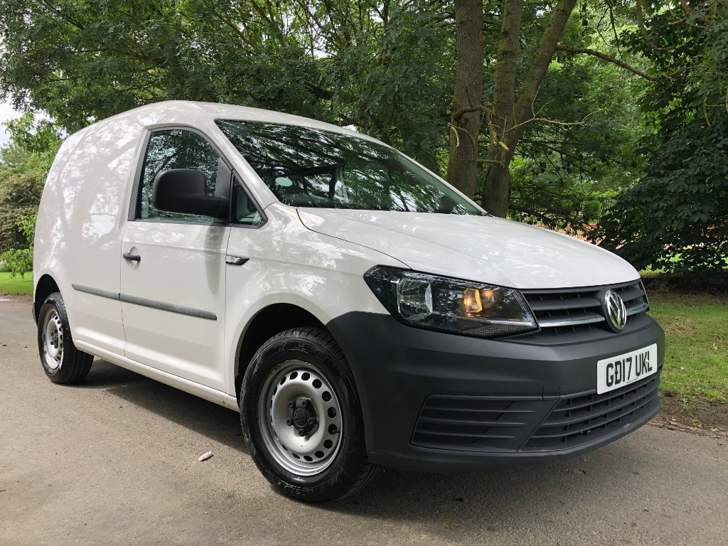 used VW Caddy C20 TDI STARTLINE in essex