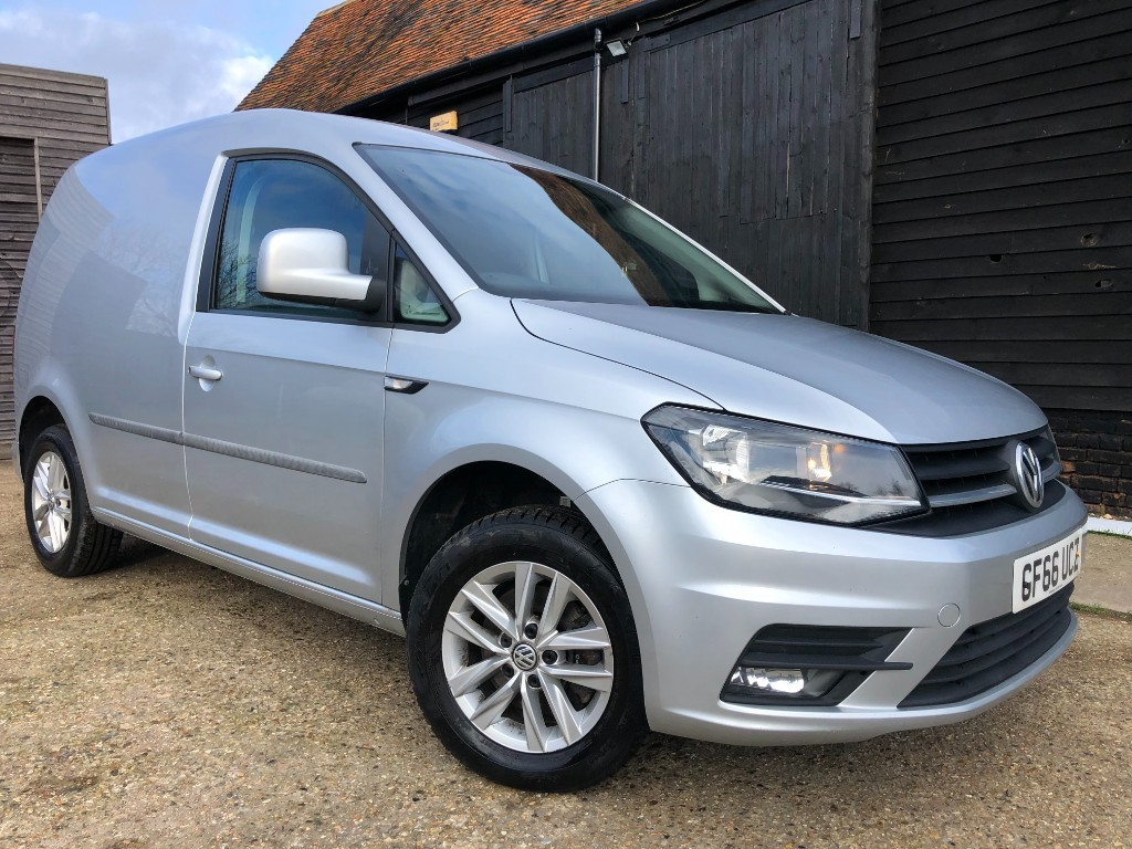 used VW Caddy C20 TDI HIGHLINE in essex
