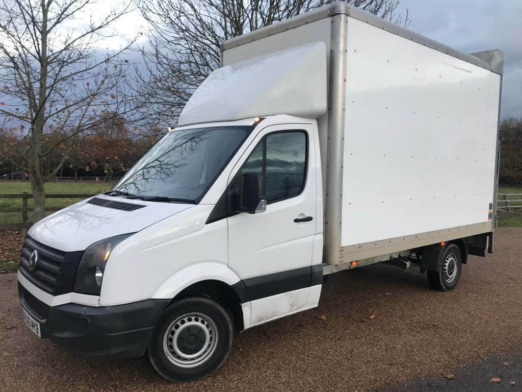 used VW Crafter CR35 TDI C/C in essex