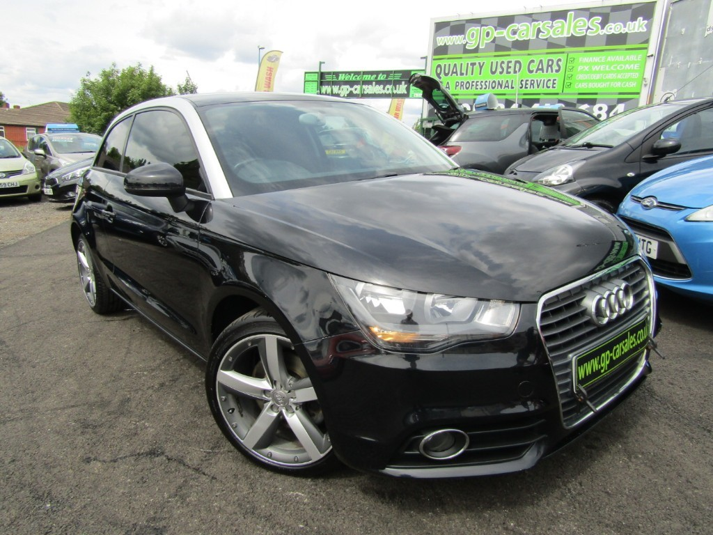 used Audi A1 TDI SPORT in west-midlands
