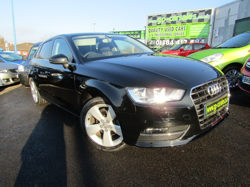 used Audi A3 TFSI SPORT in west-midlands