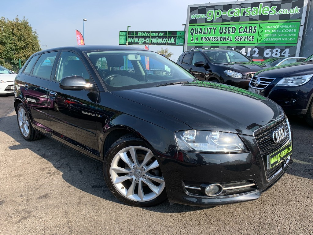 used Audi A3 TDI SPORT in west-midlands