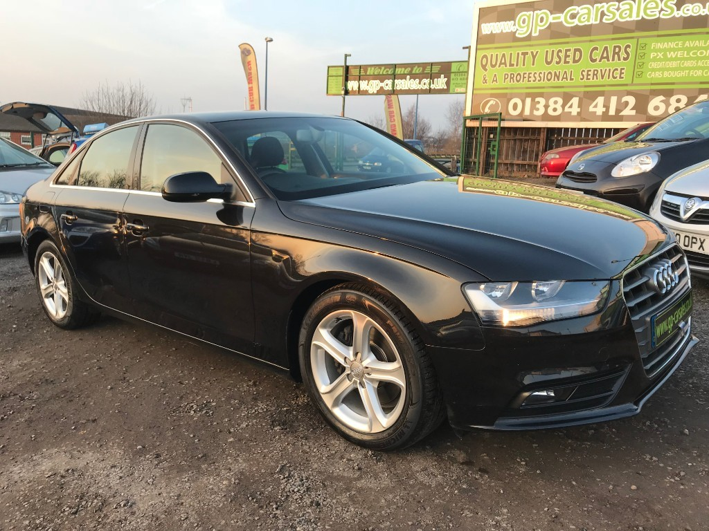 used Audi A4 TDI SE in west-midlands