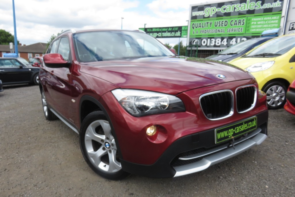 used BMW X1 XDRIVE18D SE in west-midlands