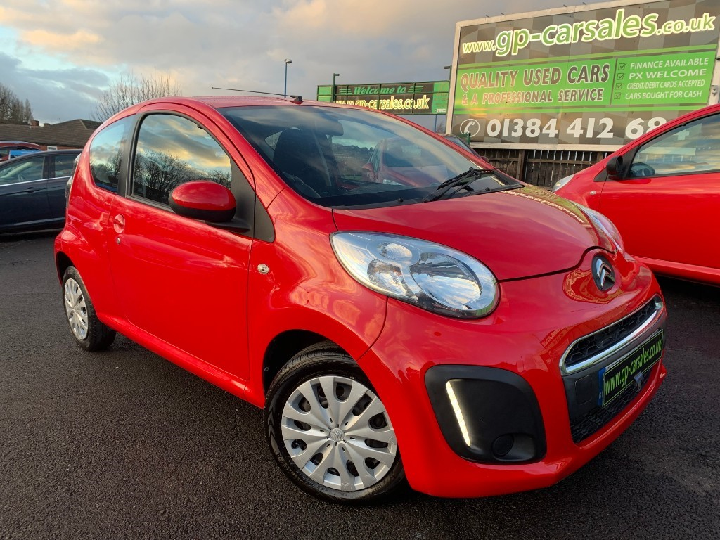 used Citroen C1 VTR in west-midlands