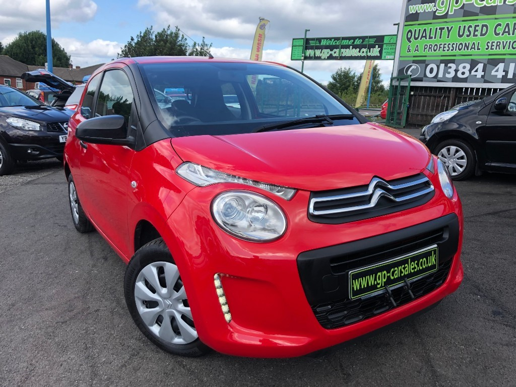 used Citroen C1 TOUCH in west-midlands
