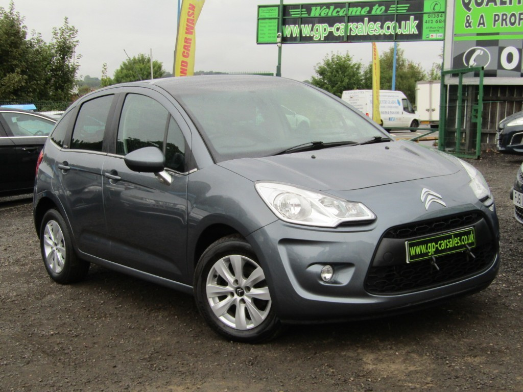 used Citroen C3 HDI VTR PLUS in west-midlands