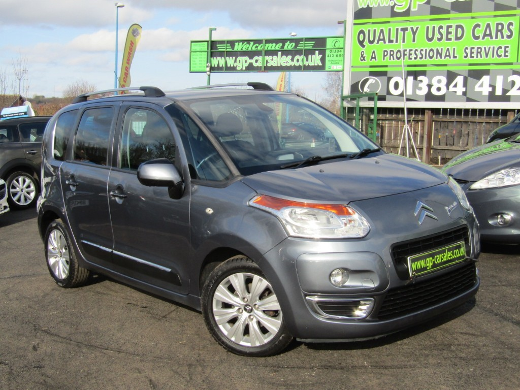 used Citroen C3 HDI EXCLUSIVE PICASSO in west-midlands