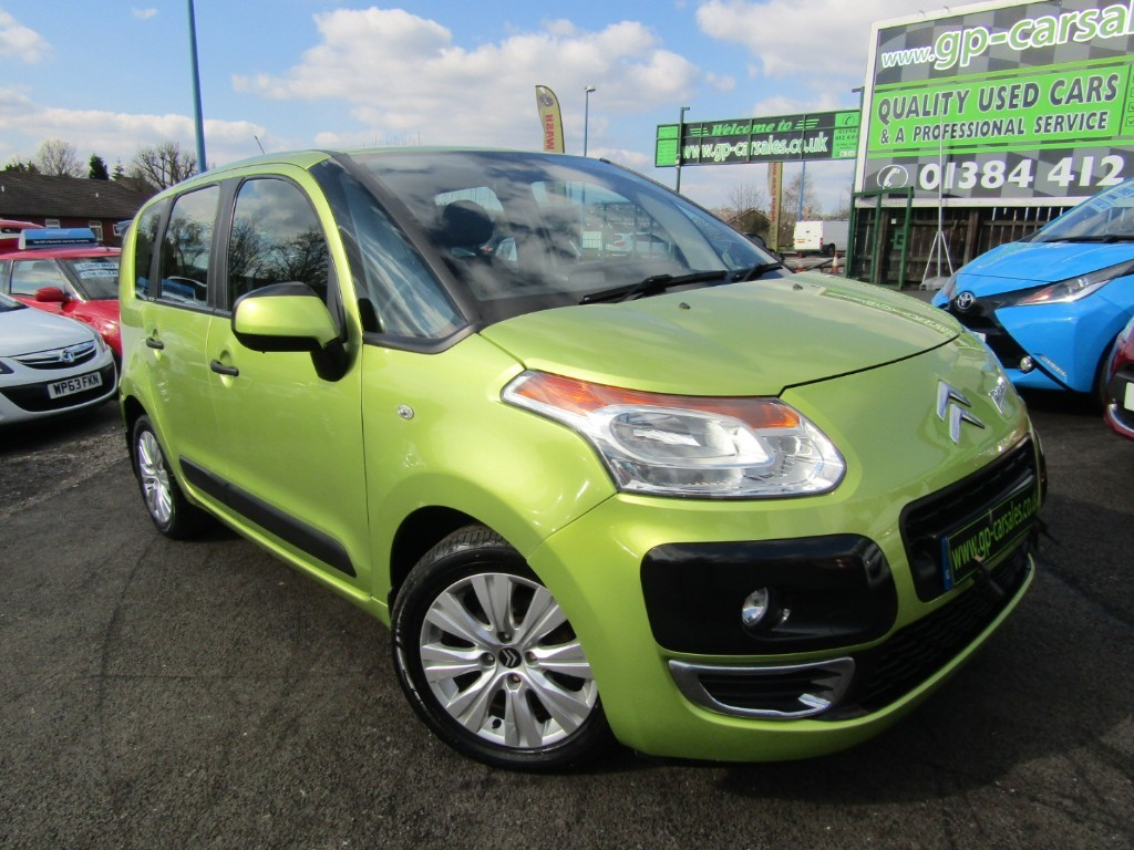 used Citroen C3 HDI VTR PLUS PICASSO in west-midlands