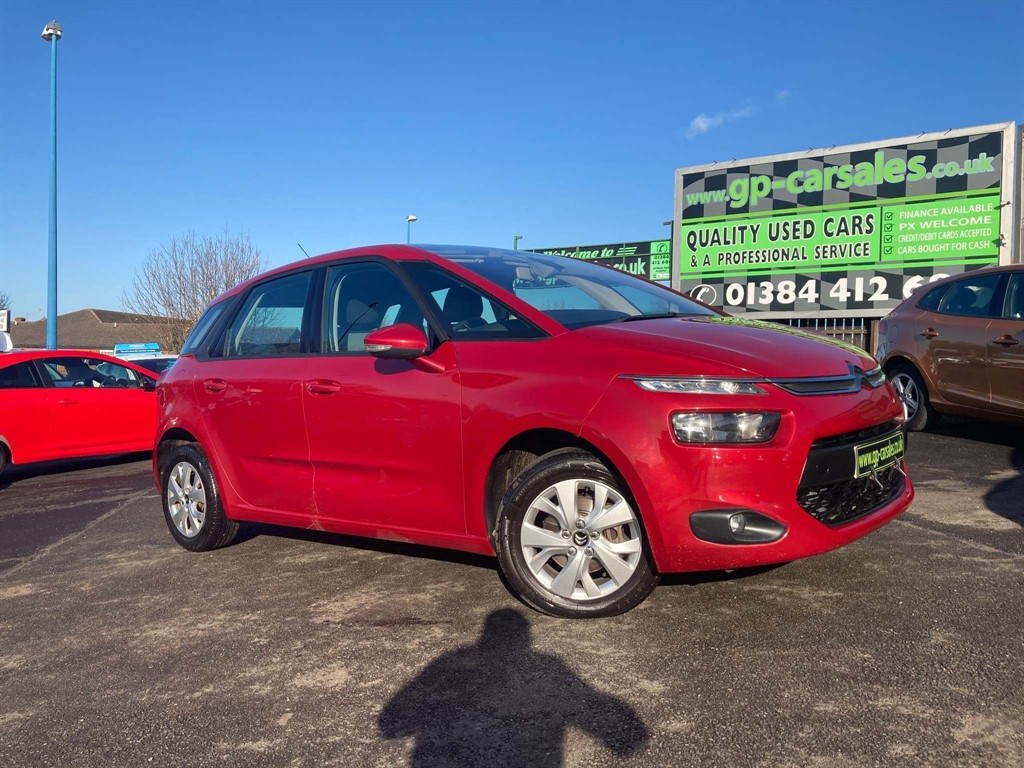 used Citroen C4 Picasso Airdream VTR+ ETG6 in west-midlands