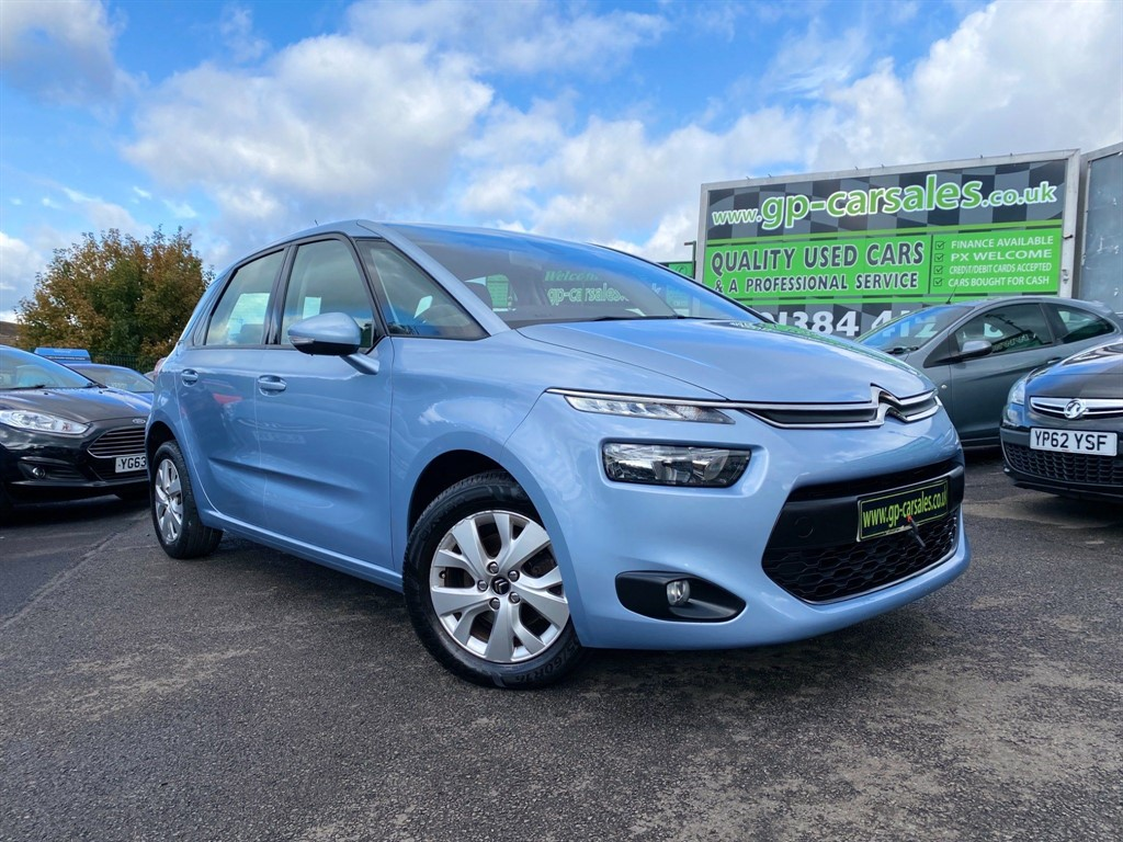 used Citroen C4 Picasso HDi VTR+ in west-midlands