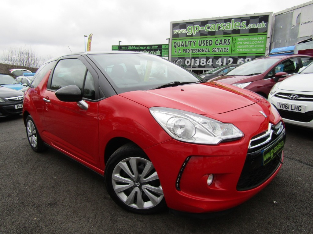 used Citroen DS3 HDI DSTYLE in west-midlands