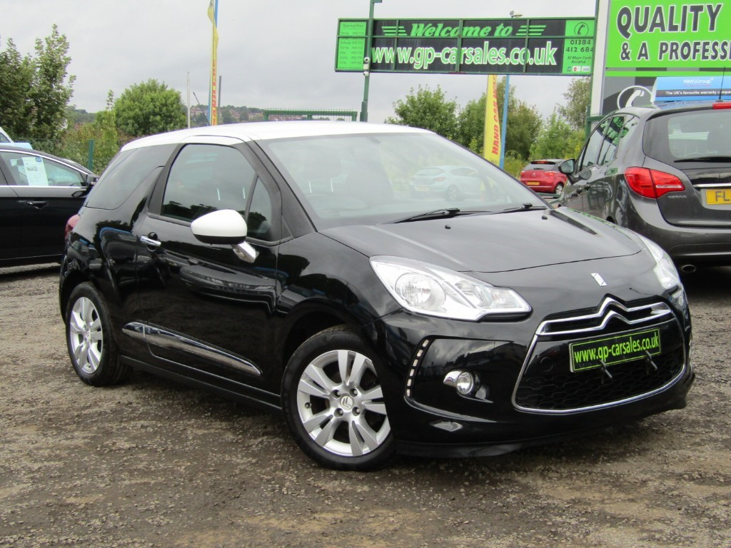 used Citroen DS3 E-HDI DSTYLE in west-midlands