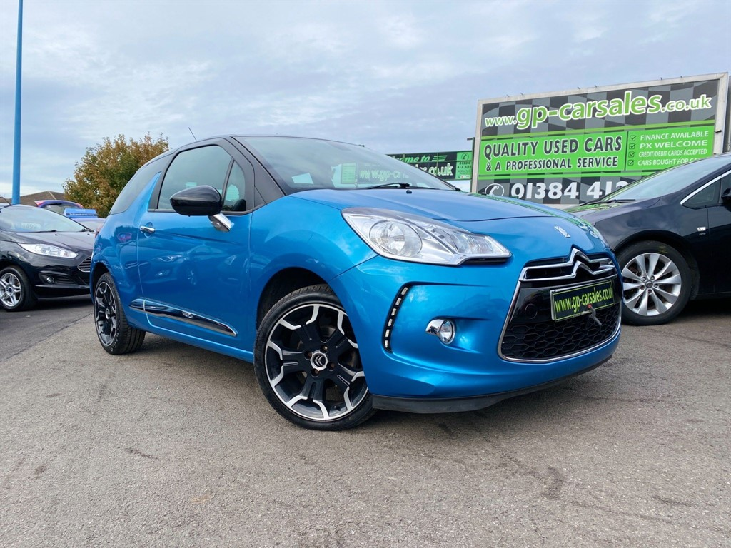 used Citroen DS3 Airdream DStyle Plus in west-midlands