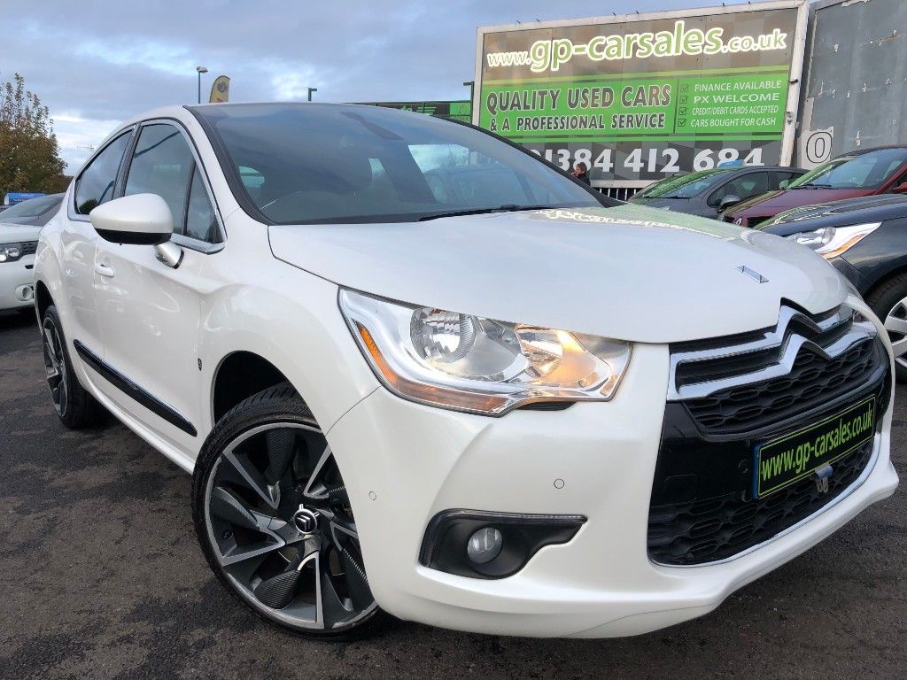 used Citroen DS4 THP DSPORT in west-midlands