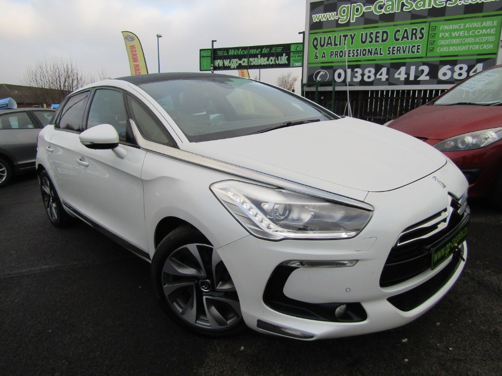 used Citroen DS5 HDI DSPORT in west-midlands