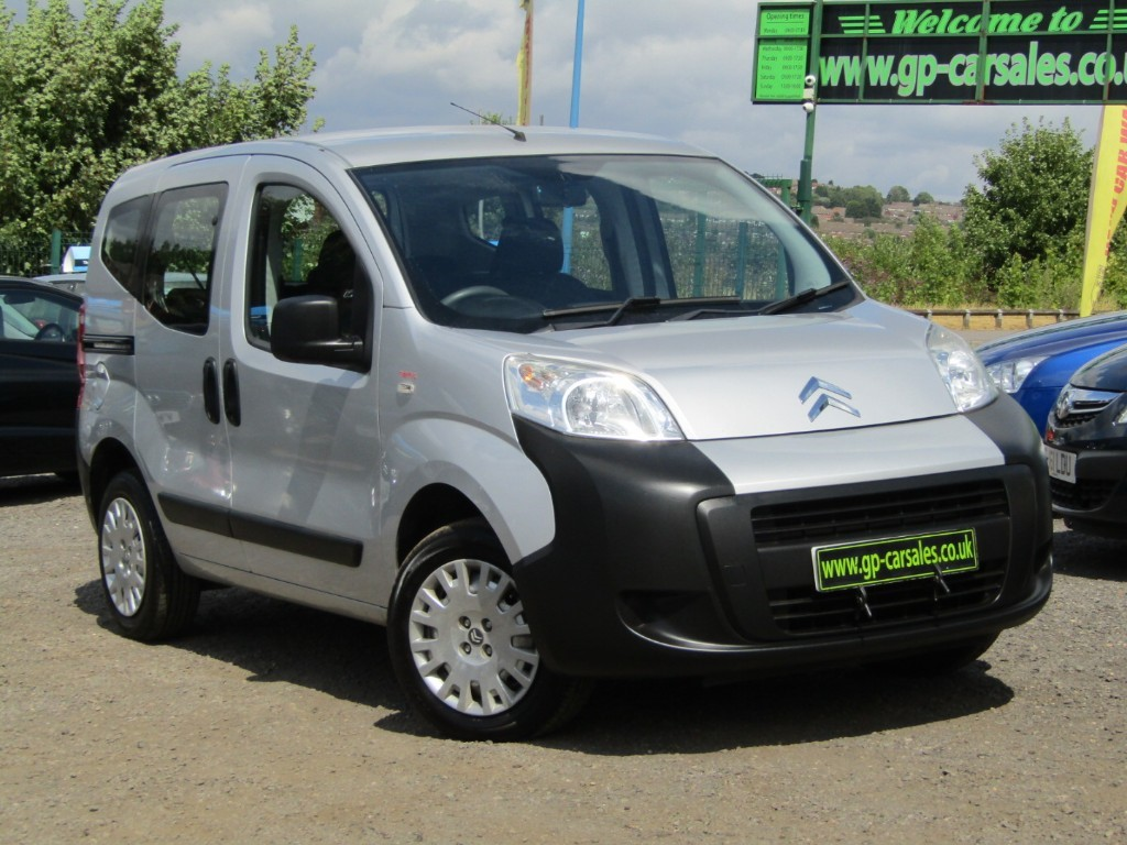 used Citroen Nemo Multispace 8V in west-midlands