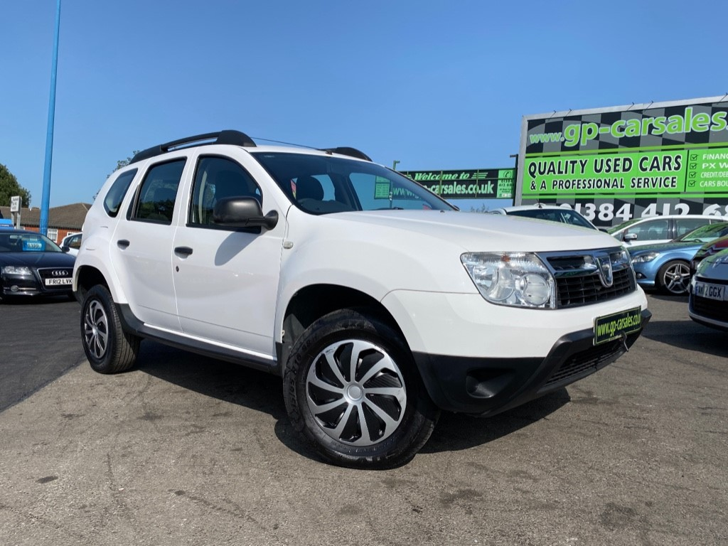 used Dacia Duster ACCESS in west-midlands