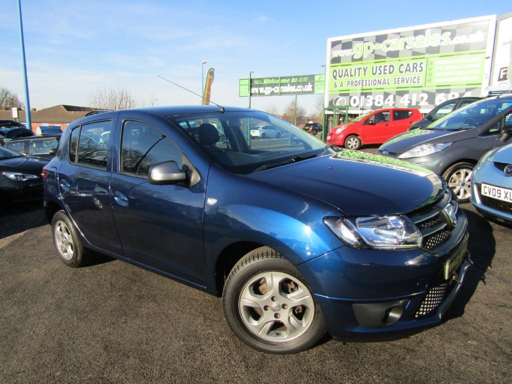 used Dacia Sandero LAUREATE PRIME DCI in west-midlands