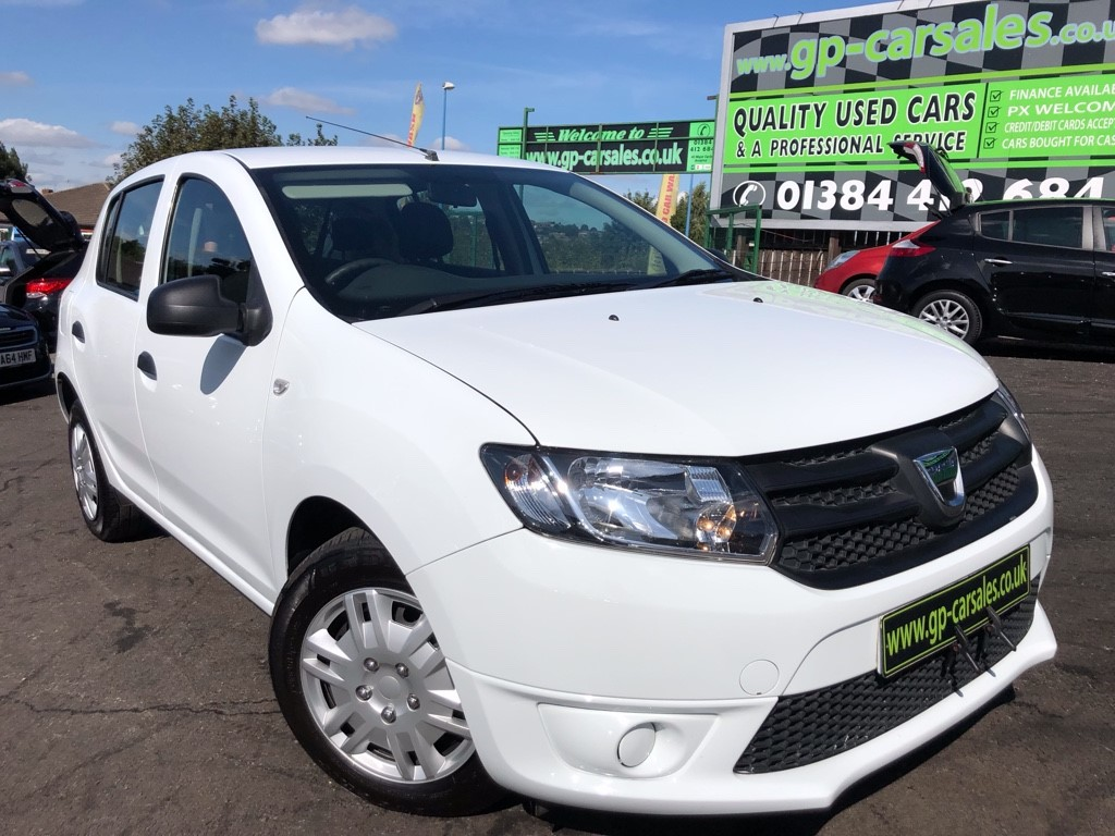 used Dacia Sandero AMBIANCE in west-midlands
