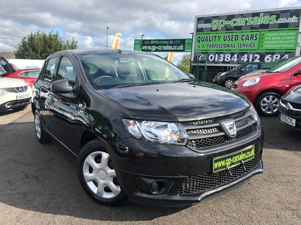 used Dacia Sandero AMBIANCE TCE in west-midlands