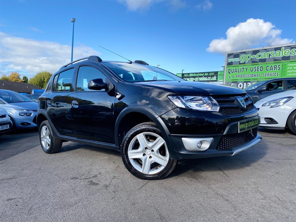 used Dacia Sandero Stepway Ambiance in west-midlands
