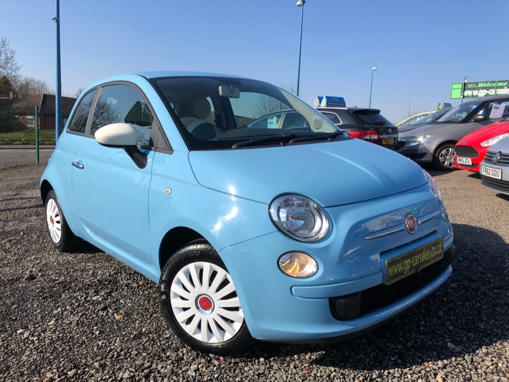 used Fiat 500 COLOUR THERAPY in west-midlands