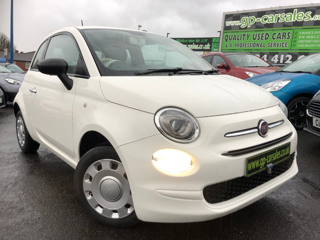 used Fiat 500 POP in west-midlands