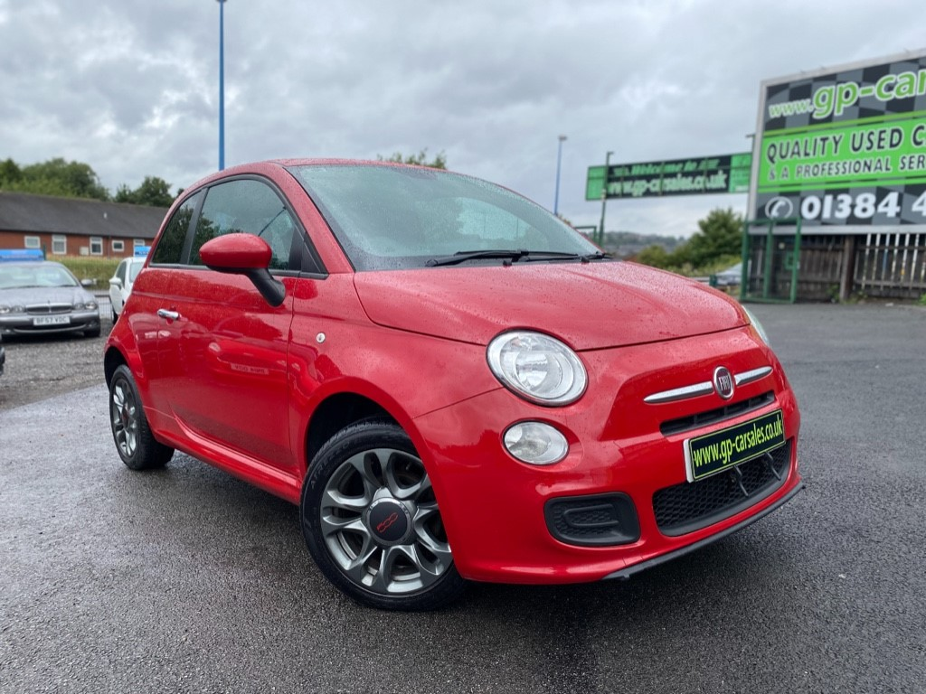 used Fiat 500 S in west-midlands