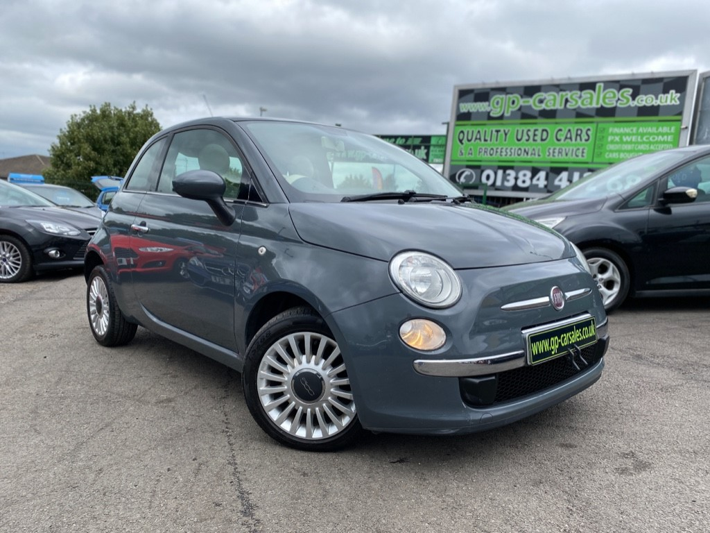 used Fiat 500 LOUNGE in west-midlands
