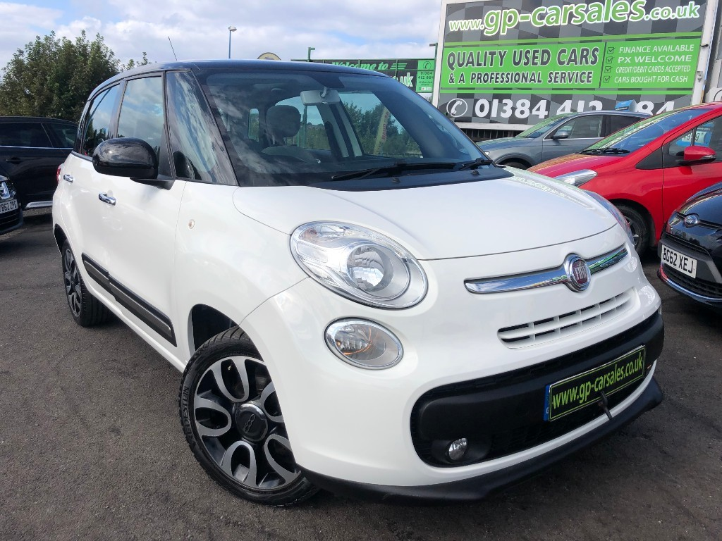 used Fiat 500L POP STAR in west-midlands