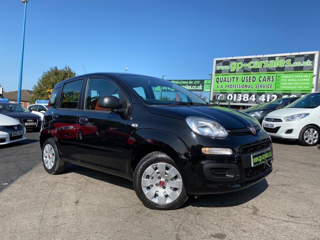 used Fiat Panda POP in west-midlands