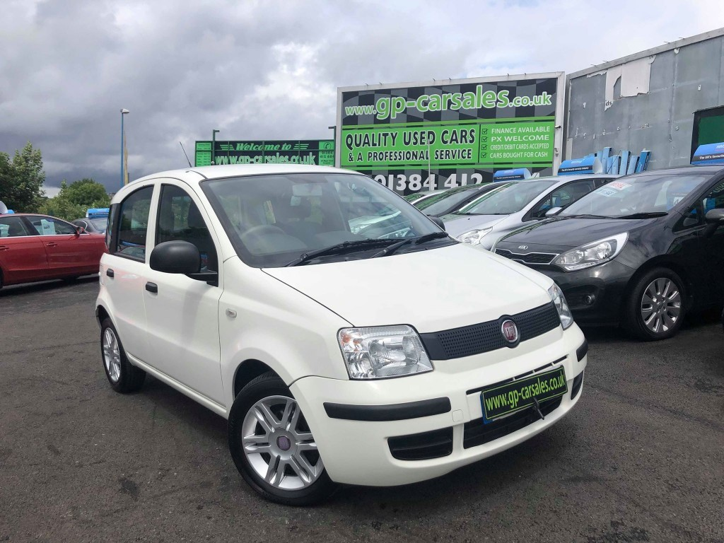 used Fiat Panda MYLIFE in west-midlands