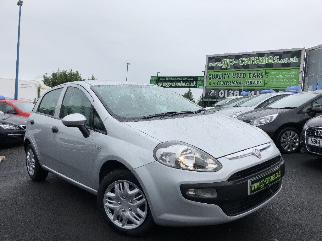 used Fiat Punto Evo ACTIVE in west-midlands