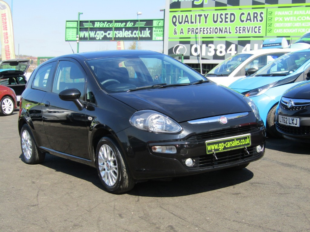 used Fiat Punto Evo MYLIFE in west-midlands