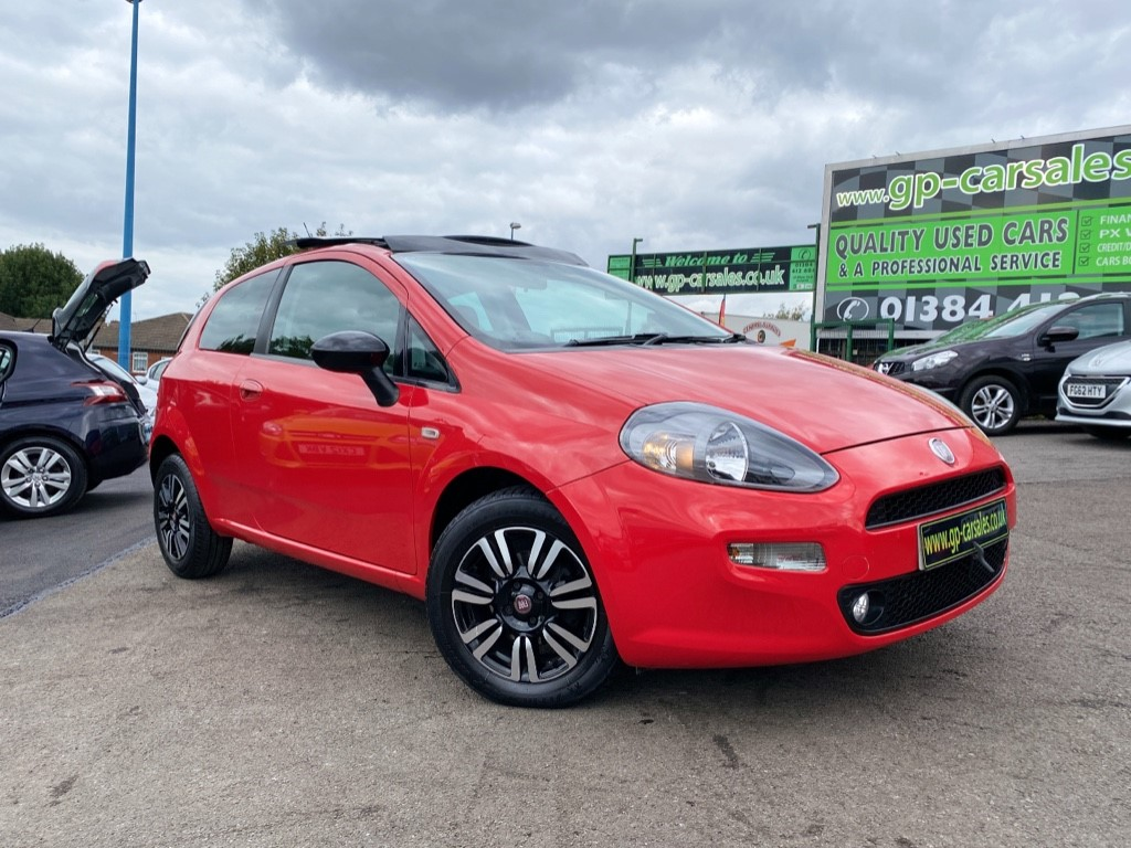 used Fiat Punto TWINAIR in west-midlands