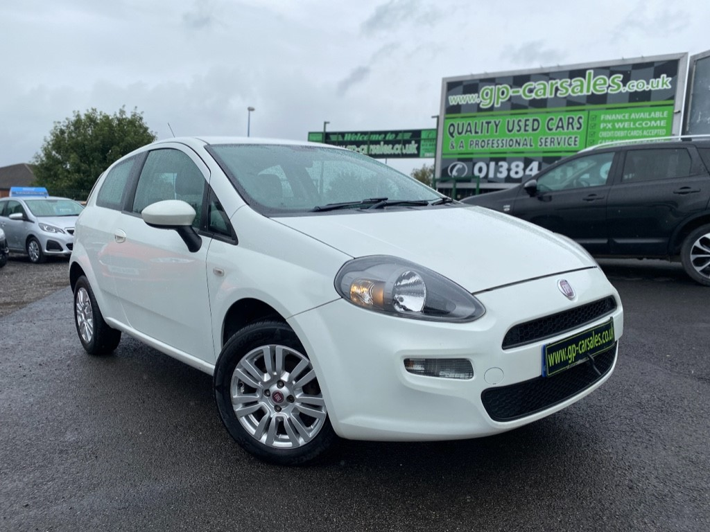 used Fiat Punto EASY in west-midlands