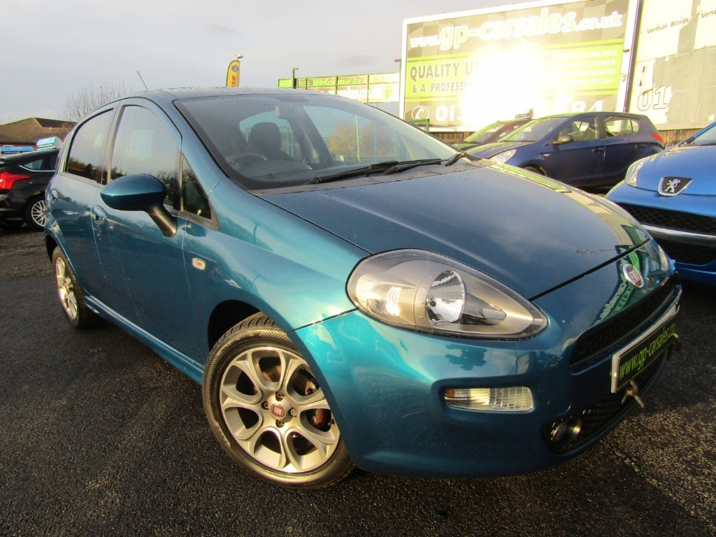 used Fiat Punto GBT in west-midlands